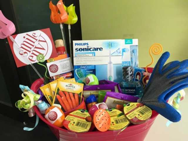 TM North Valley Dental Care 15th Anniversary Raffle Event